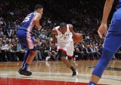 [NBA] 토론토를 이끄는 '슈퍼스타' 레너드