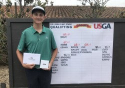 16세 소년 US오픈 지역 예선서 61타, 6타차 우승
