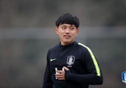 '조영욱 골' 정정용호, 뉴질랜드 평가전서 승부차기 승리