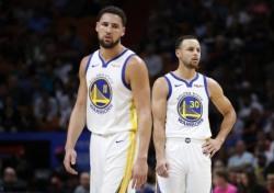 [NBA] 듀란트 없는 골든스테이트, '해결사는 커리'