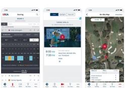 USGA, 세계 골프팬 대상 US여자오픈 앱  개설