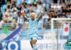 '30-30 클럽 가입' 세징야, 대구FC 최초 기록 달성