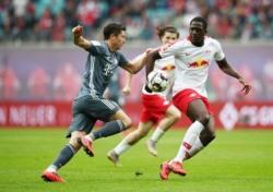 '첫 우승 도전' 라이프치히 VS '더블 목표' 뮌헨…포칼 우승컵은 어디로?