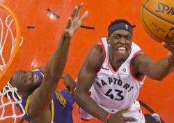 [NBA] 공룡군단 토론토, 골든스테이트에게 연패 안길까