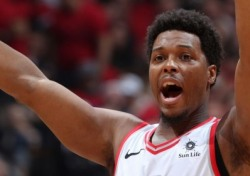 [NBA] '리더의 품격' 라우리, 원정에서 더 빛난 경기력