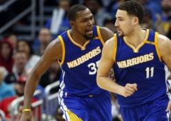 [NBA] 부상 당한 듀란트와 탐슨, 어떤 팀이 잡을까?