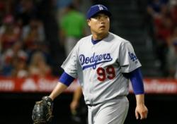 [MLB] '10승 아홉수' 류현진, 개막 14G 연속 2실점