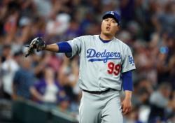 [MLB] 류현진, 한국인 첫 올스타전 선발 확정