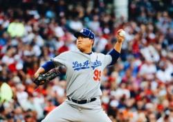 [MLB] 올스타전 선발 류현진, 1이닝 무실점