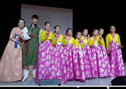 韓中 어린이 동심 한마당...'제2회 한·중 어린이 교류예술제' 열려