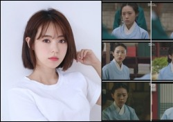 '신입사관 구해령' 장유빈, 눈물의 '궁궐 인턴 라이프'에 시청자도 애잔