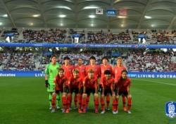 여자축구국가대표팀, '세계 최강' 미국과 친선 2연전