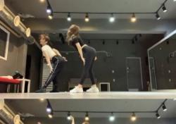 윤소희, '청순 여신'의 반전 각선미…운동으로 다져진 건강 매력 발산