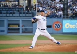 [MLB] '돌아온 몬스터' 류현진, 사이영상 혈투는 점입가경