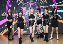 """[현장;뷰] """"소녀시대처럼 '장수돌' 되고 싶어""""…에이앤에스, 첫 데뷔에 담긴 '꿈'"""