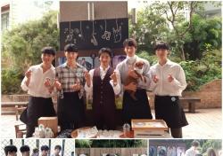 더맨블랙-배우 황희-박예슬. 그린볼 캠페인 '유기견 구하기' 바자회 등 참여