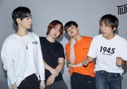 스타일리시 락그룹 '틸더', 싱글 'Curfew'로 정식 데뷔