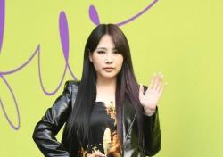 '통통했던 데뷔 시절 잊게 하는 비주얼' 박지민, 패션행사 등장