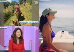 손미나, 2년 후에 지천명…아나운서 출신 작가의 젊음 비결은?