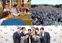 방시혁, 이번에는 광탈 면했다…방탄소년단(BTS) 콘서트 입성