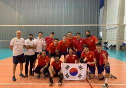[배구로 세계를 만난다_in 칠레①] (9) 칠레 남자배구 국가대표팀을 만나다