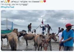 'Pray for Taal', 필리핀 화산 폭발 피해자 향한 전 세계인들의 기도
