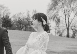 최우리 비연예인과 결혼…'특별한 결혼 심경'