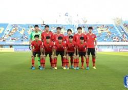 [축구] 집념의 U-23 대표팀, '도쿄행 청신호'