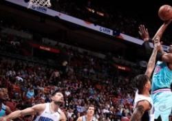 [NBA] 벰 아데바요 '마이애미의 새로운 기둥'