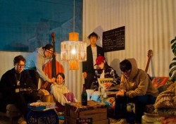 """밴드 DUSKY80, 새 싱글 '양자역학' 발매…""""우주적 관점에서 사람 관계 해석"""""""