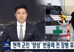 2차검사 양성 반응 보인 제주 현역 군인 확진자 결론…軍·항공사 비상