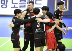 [V리그] 한국전력, 7승 가능할까?