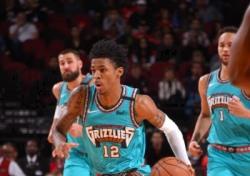 [NBA] NBA 신인왕 레이스 '모란트 VS 윌리엄스'