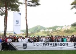 젝시오 파더&선 팀클래식, 2대 골프의 이상적 모델