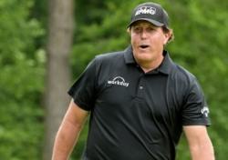 50세에 PGA투어 우승 기회 잡은 필 미켈슨