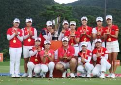 KLPGA, 박인비인비테이셔널서 해외파 꺾고 2연승