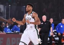 [NBA] 정규시즌 1위, 플레이오프 다크호스 맞붙는다...밀워키vs마이애미