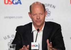 USGA의 수장 마이크 데이비스 2021년 말 사임