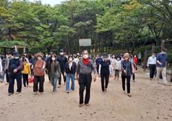 '맨발걷기 신드롬'의 주역, 박동창 회장의 2가지 K헬스 제언