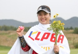정일미, KLPGA챔피언스 시즌 2승... 통산 13승