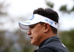 KPGA 선수회 검은 리본 달고 경기..故 박승룡 추모