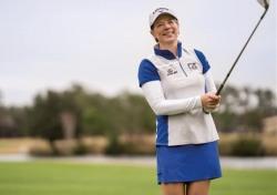 소렌스탐, 은퇴 13년 만에 LPGA 정규 대회 출전
