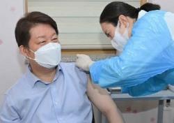 권영진 대구시장·이철우 경북지사, AZ 백신 접종
