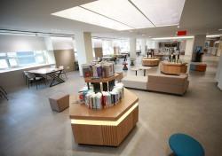 대구가톨릭대, 중앙도서관 미래형 창의교육 공간 'CIC'로 재탄생