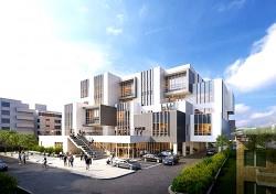 의성군 복합건물 '의성읍 온누리터' 사업 첫삽… 146억원투입지상 5층 규모