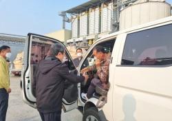김천시, 2021년산 공공비축미곡 3,365t 매입착착…11월말까지