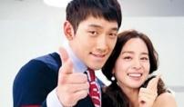 비-김태희, 가회동 성당서 백년가약 '비공개'