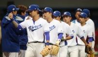한국 야구 타격감 부활…11안타 불방망이 폭발