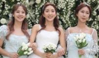 바다, 9살 연하 결혼…S.E.S. '유부돌'