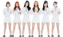 라붐, 아이유 꺾고 데뷔 첫 1위